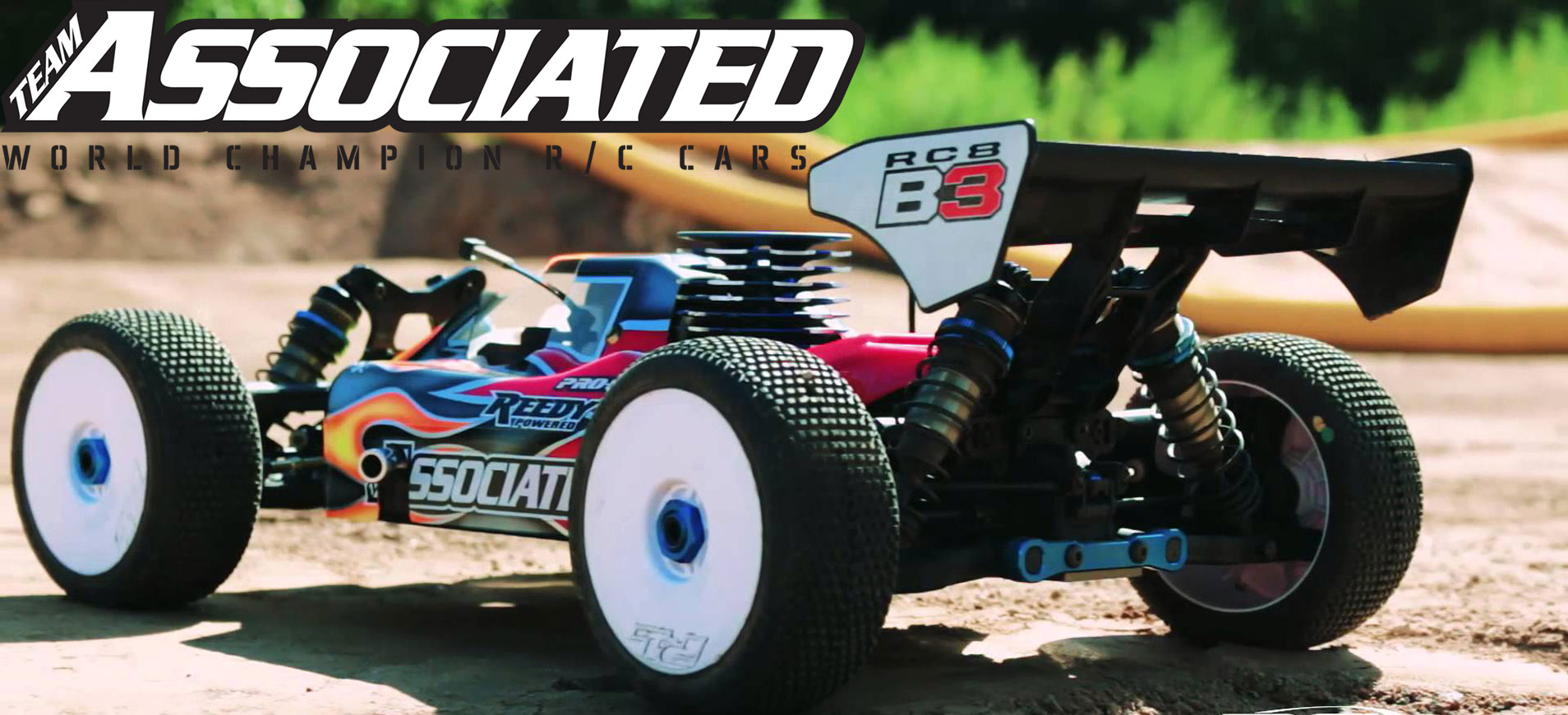 Team Associated RC Cars & Trucks